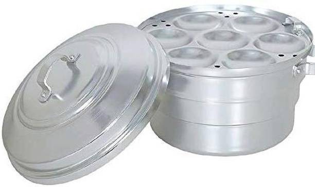 subaa Aluminium Idli Cooker Steamer For home & Hotel Standard Idli Maker