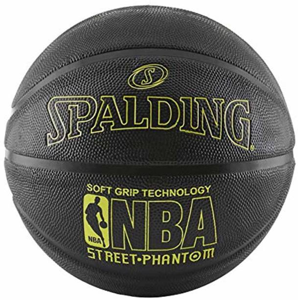 SPALDING NBA Street Phantom Basketball Basketball - Size: 7