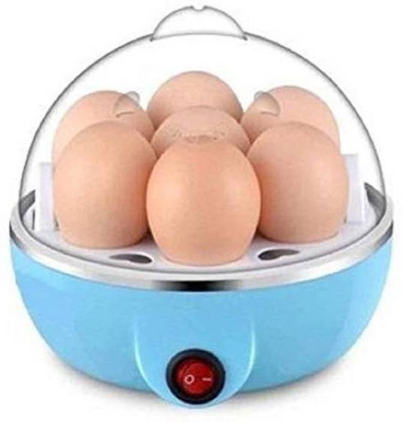 Soflin Electric 7 Egg Boiler Cooker Electric 7 Egg Boiler Cooker Egg Cooker (Multicolor, 7 Eggs) Egg Cooker_01 Egg Cooker