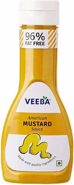VEEBA American Mustard Sauce Mustard