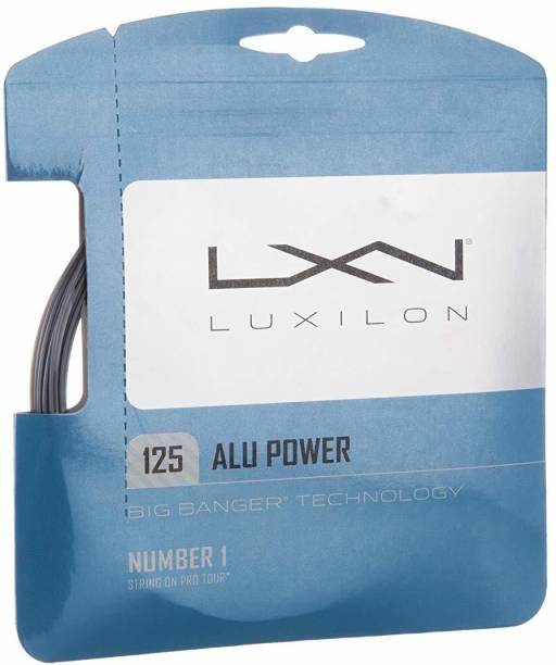 Luxilion Tennis Racquet String Set 1.25 Tennis String - 12.2 m