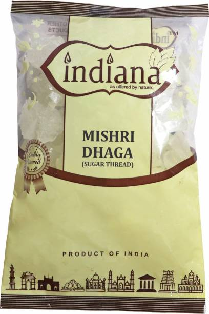 Indiana Sugar Thread - Dhaga Mishri Sweet Candy Sugar