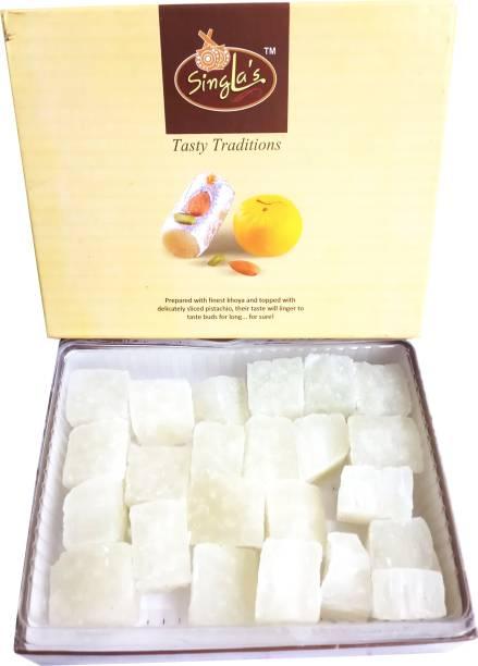 Singla Best Quality White Petha 500g Box
