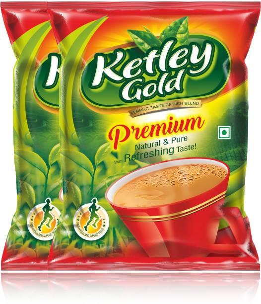 Ketley Gold Premium Black Tea Pouch
