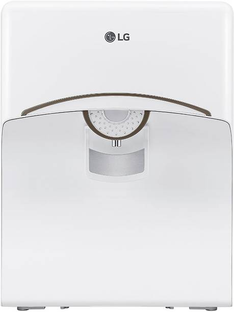 LG WAW35RW2RP 8 L RO + UF Water Purifier With Dual Protection Stainless Steel Tank