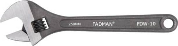 FADMAN ADJUSTABLE WRENCH SPANNER FDW-10-10INCH(2500MM) Single Sided Open End Wrench