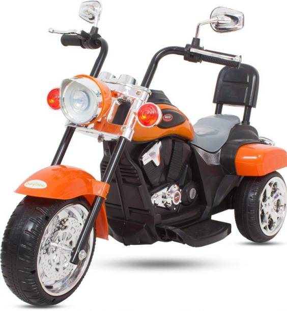 """oh baby OH BABY """"BIKE"""" Battery Operated BULLET Bike FOR YOUR KIDS FSNK-2121 Bike Battery Operated Ride On"""