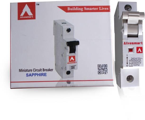 ALIVESMART C' Series SP MCB 40AMP CSXXX 40 amp MCB