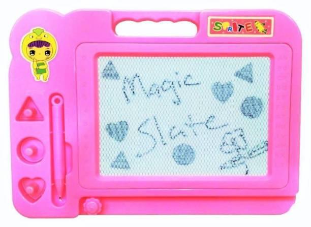 Galaxies Magic Magnet Slate 01 (Pink)