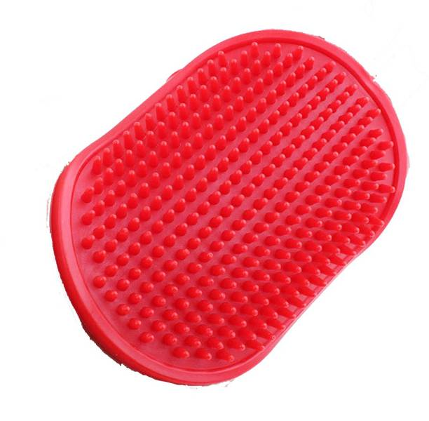 Super Dog Grooming Hand Brush Glove Fits All Grooming Gloves for Dog