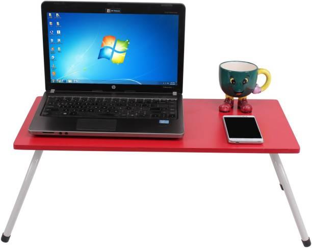 MAVERICK INTERIO Portable Foldable Wood Portable Laptop Table