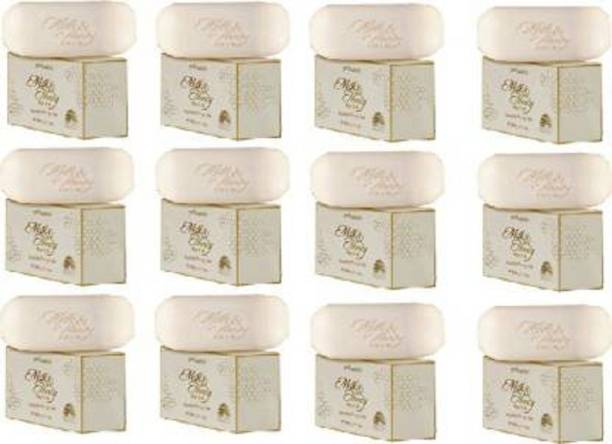 Oriflame Milk and Honey Soap (Pack of 12)