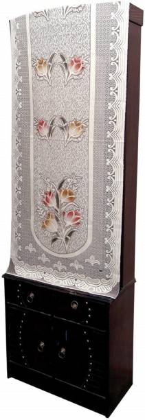 KUBER INDUSTRIES Printed 2 Seater Table Cover