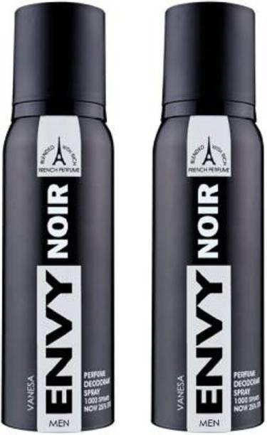 ENVY Envy_Noir Deodorant Spray  -  For Men