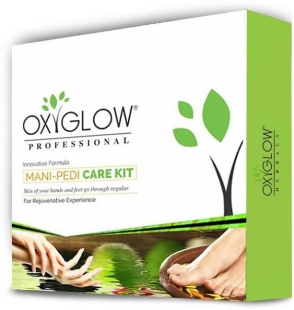 OXYGLOW Manicure & Pedicure Kit 400 gm