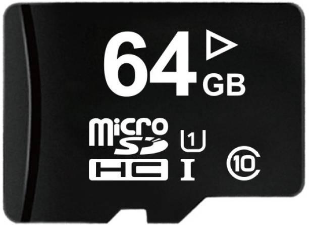 VCORP Micro SD Card 64 GB MicroSD Card Class 10 95 MB/s  Memory Card