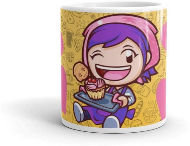 LAKDAS COFFEE MUG 741 Ceramic Coffee Mug