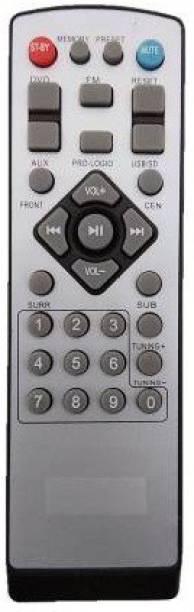 King Enterprise INTEX HM EIFEL I\N\T\E\X HM EIFEL Home Theater INTEX Remote Controller