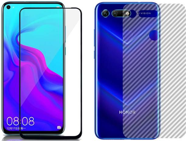 VaiMi Front and Back Tempered Glass for Honor View 20