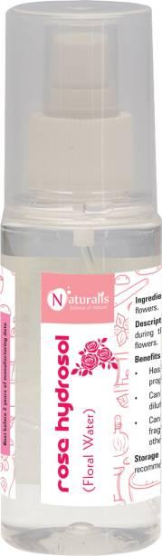 Naturalis Pure Natural Rose Hydrosal Floral Water Men & Women