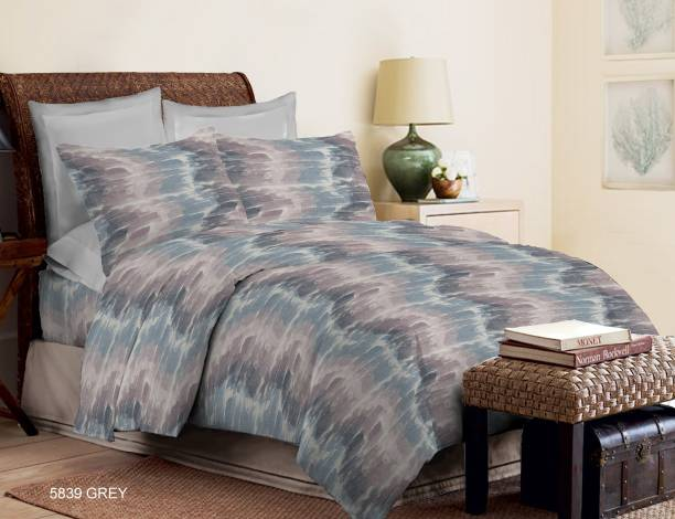Bombay Dyeing 180 TC Cotton Double King Printed Bedsheet