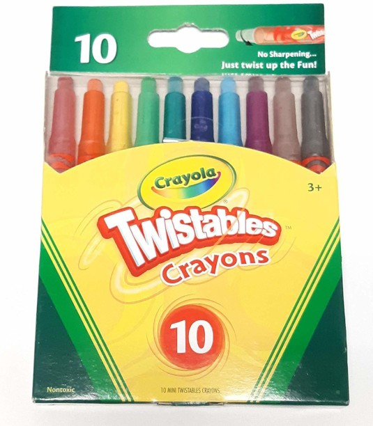 crayola flip top pens washable markers 6 pack