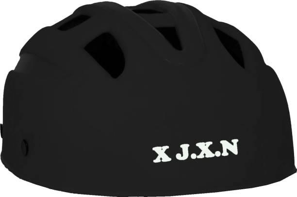 JXN BICYCLING HELMET BLACK Cycling Helmet