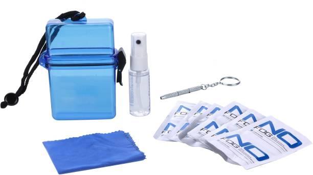 AEC Prime Anti-Fog Lens Care Kit For Cleaning Mobile Screen, Camera Lenses, Tablets, Monitors etc.  Lens Cleaner