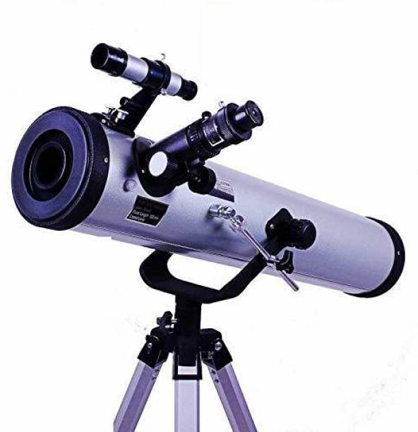 pullox 175X 262X 350X Multy Power Reflector Astronomical Refracting Telescope