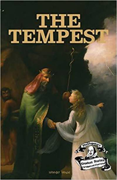 The Tempest : Shakespeare's Greatest Stories - By Miss & Chief