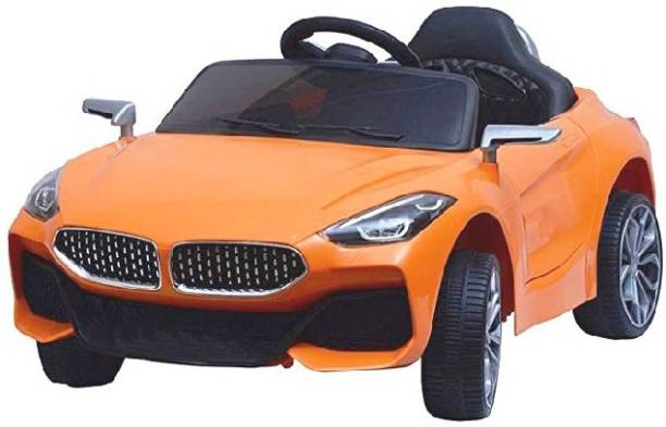 oh baby Baby, Baby Battery Operated Car Kid's Majestic Z4 SUV Rechargeable Battery Operated Ride-on Swing Function Car with Remote Car Battery Operated Ride On