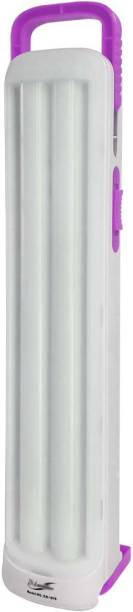 24 ENERGY 2 Long Tube with 60 LED Rechargeable White, Purple Plastic Table Lantern