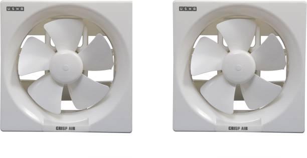 USHA Crisp air 200 mm Energy Saving 5 Blade Exhaust Fan