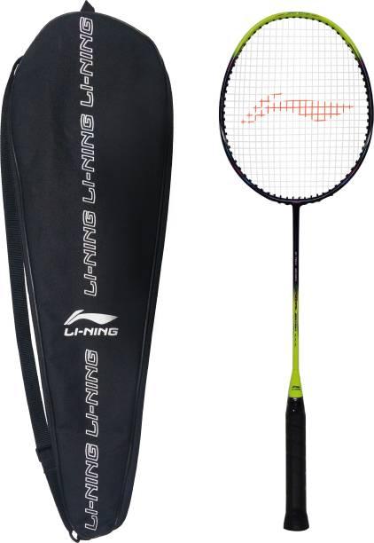 Li Ning G Tek 2020 Blue, Yellow Strung Badminton Racquet