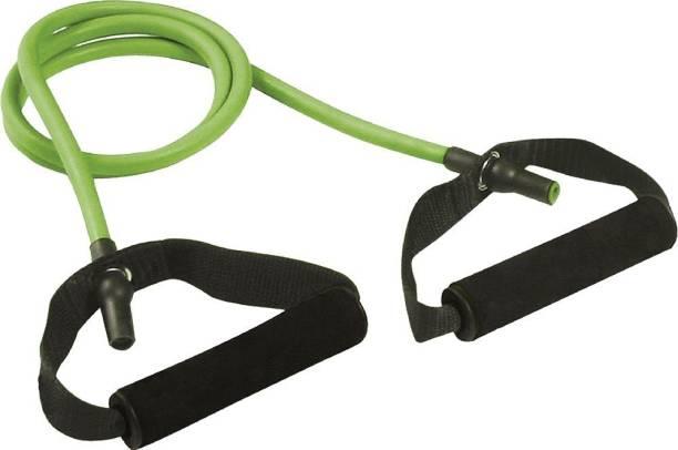 Cosco Rubber Toning Tube, Medium  Green  Resistance Tube Green