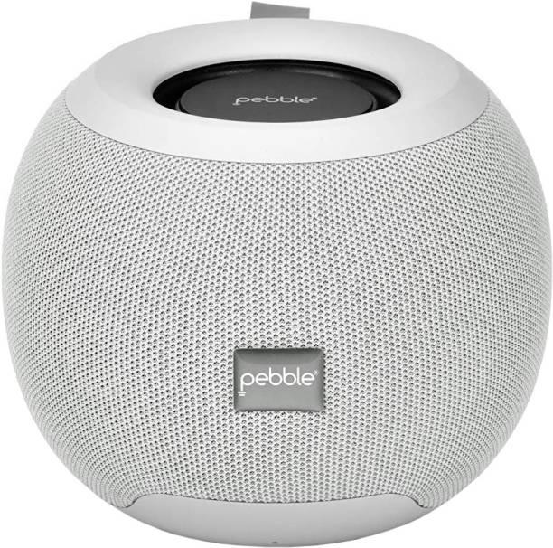 Pebble Pebble Dome Gray 5 W Bluetooth Speaker