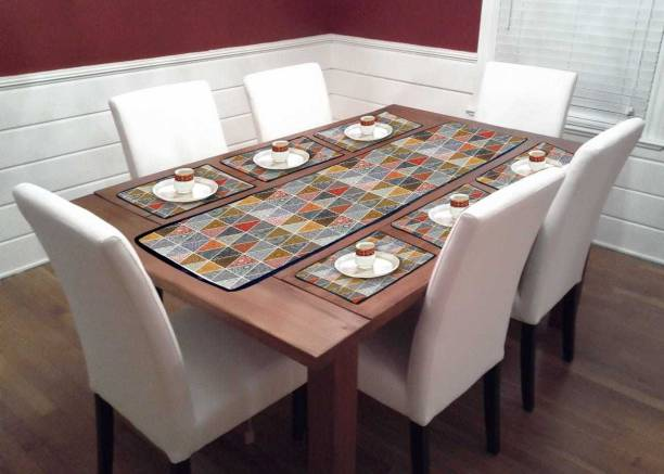 ALL SEASONS GALLERY Multicolor Table Linen Set