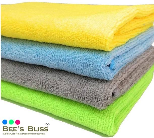 Bee's Bliss Microfiber Vehicle Washing  Cloth