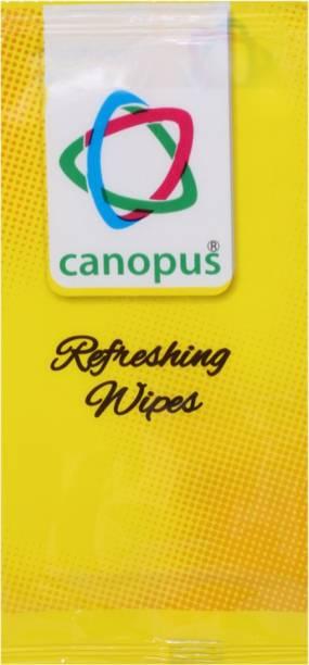 Canopus Refreshing Wipes (1X100)
