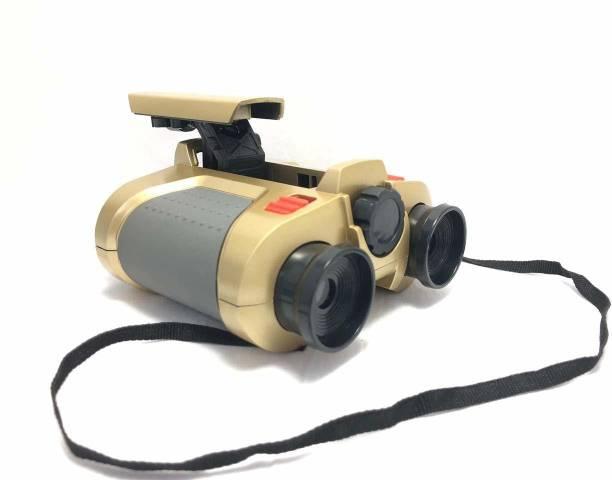Mubco Binocular Night Scope | Vision 4x30 Scope Binoculars with Light Kids Toy Binoculars