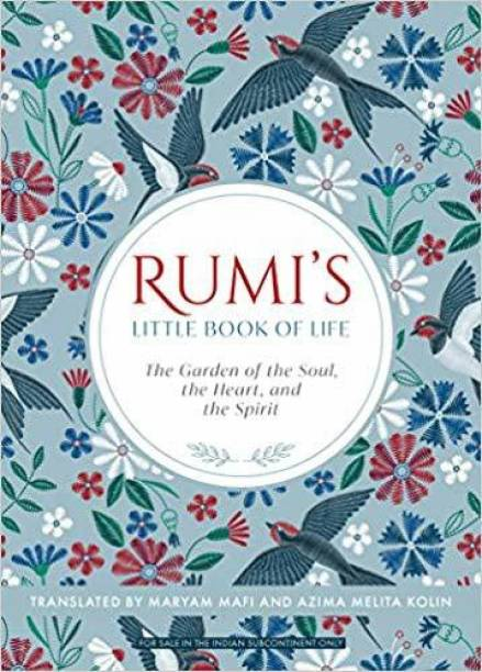 Rumi'S Little Book Of Life :