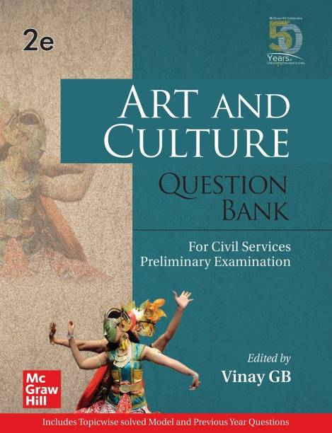 Art and Culture Question Bank for Civil Services Preliminary Examination