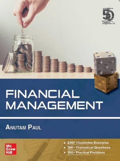 Financial Management for Calcutta University (English)