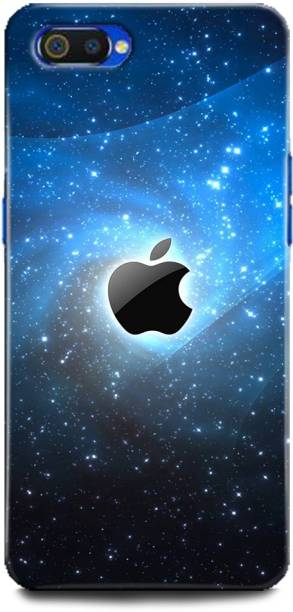 BARMANS Back Cover for Realme C2 / Apple Logo, Apple, Iphone, Appple Phone, Iphone 11