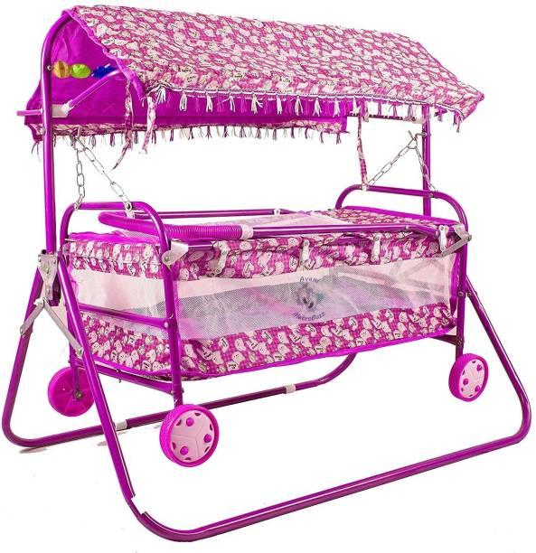 Avani MetroBuzz Cradle and stroller Pink