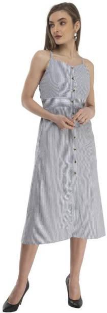 hpd Collection Women Shirt White, Black Dress