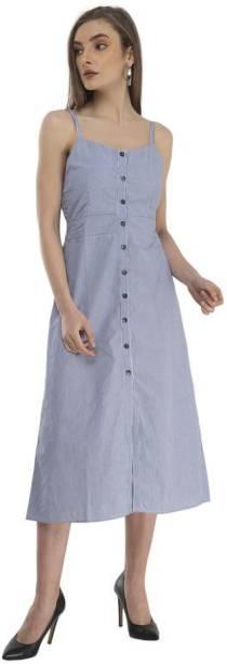 hpd Collection Women Shirt Grey Dress