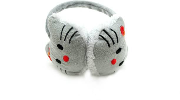 Jannat Fashion Winter Outdoor Wear Adjustable Size Ear Muffs / Warmer for Girls and_Women Ear -Muff Ear Muff