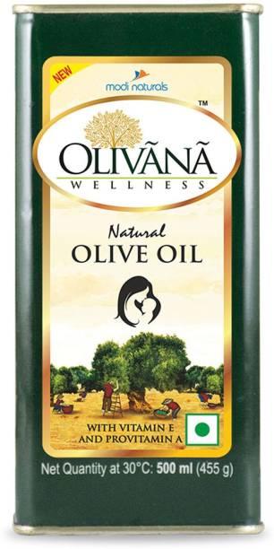 Olivana PURE OLIVE OIL Olive Oil Tin