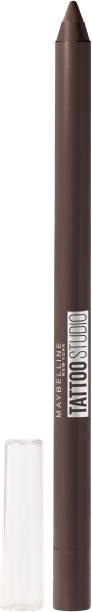 MAYBELLINE NEW YORK Tattoo Studio Gel Liner Pencil Bold Brown 0.4 g